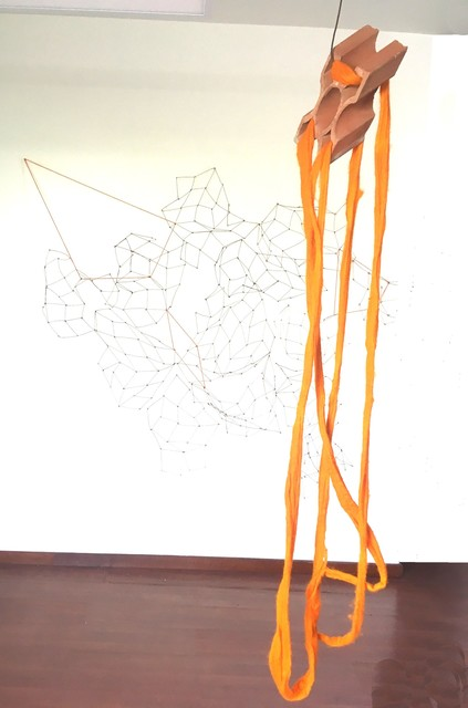 , 'O grito,' 2019, Galeria Karla Osorio