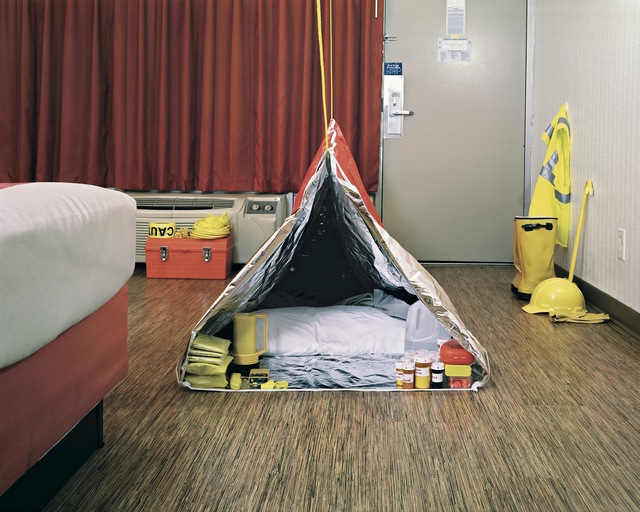 , 'Alarmist (Motel 6),' 2013, HATHAWAY | Contemporary Gallery