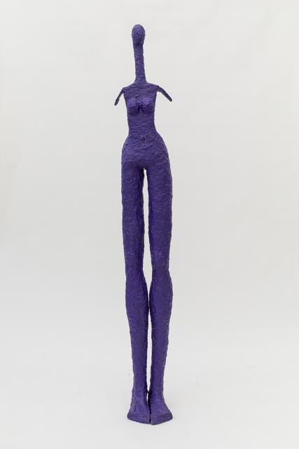 Timothy Washington, 'Purple Haze I', 2002, Sculpture, Painted cotton and wire armature, Salon 94