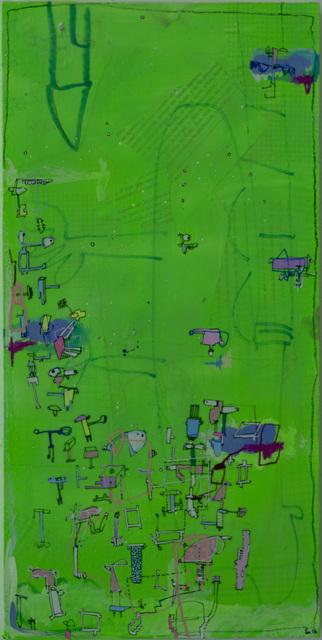 , 'Caligrafía 2,' 2016, Galeria Casa Cuadrada