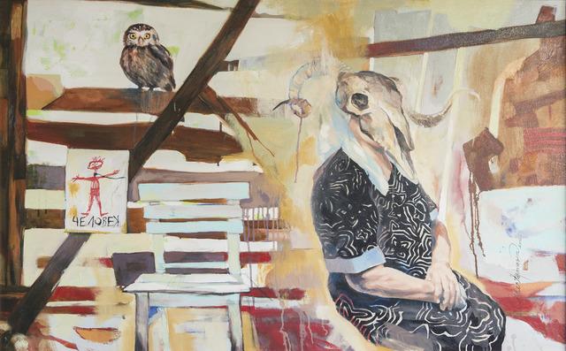 ", '""FIRTINA"" // ""STORM"",' 2011, Art Next Istanbul"