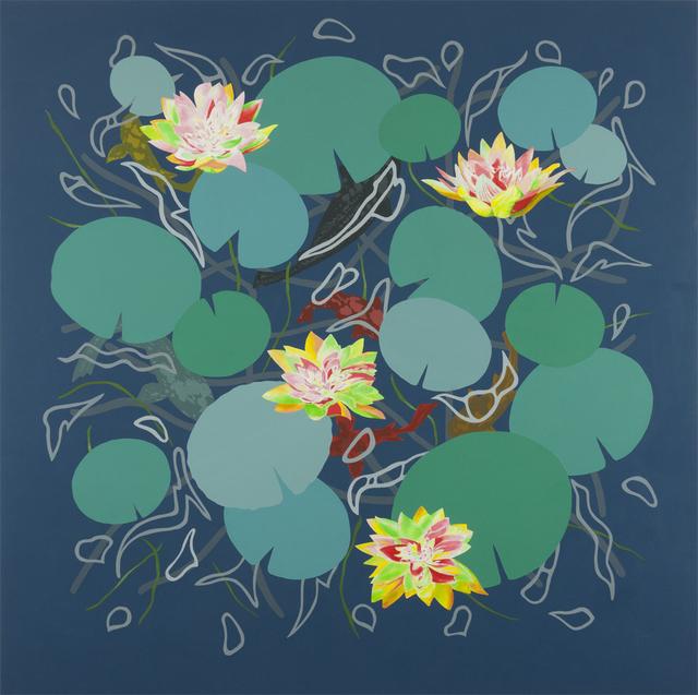 , 'Pacific Dance ,' 2014, Diane Rosenstein
