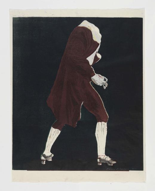 , 'Headless Man in Jacket,' 2015, Stephen Friedman Gallery