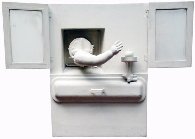 , 'Sin título (MAMM),' 1969, Fernando Pradilla/El Museo