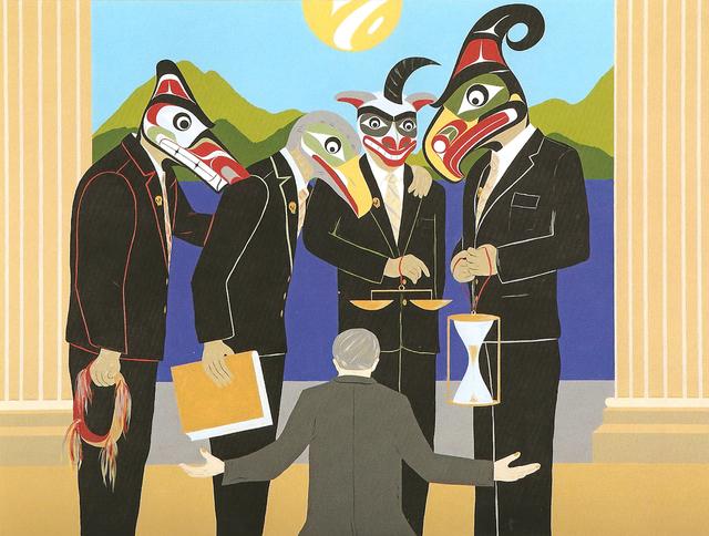 , 'Idle No More,' 2013, Fazakas Gallery