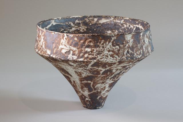 Akihiro Nikaido, 'ceramic vase mashiko rust', ca. 2013, Design/Decorative Art, Ceramics, Micheko Galerie