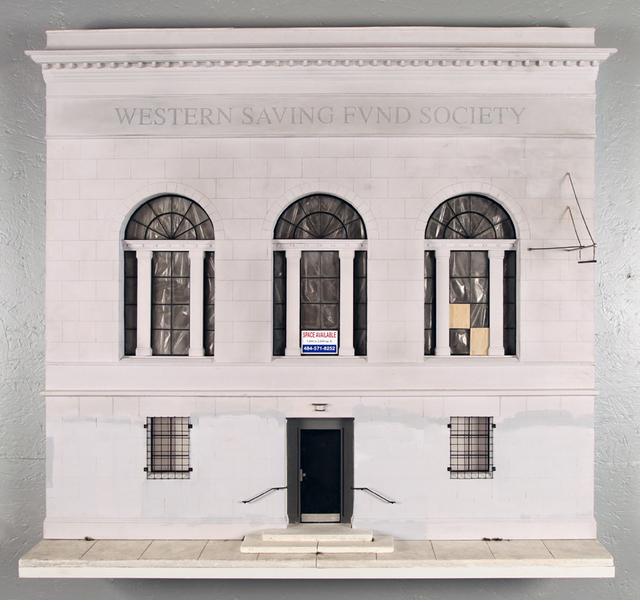 , 'Western Saving Fund Society,' 2013, InLiquid