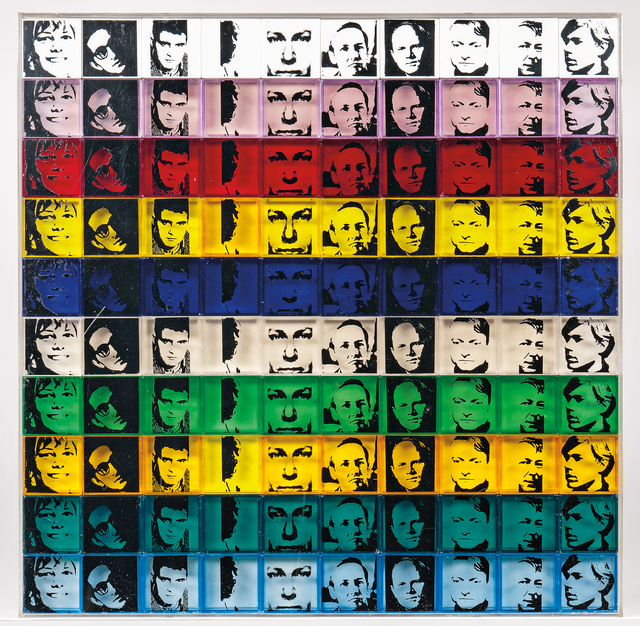 Andy Warhol, 'Portraits of the Artists, from the portfolio Ten from Leo Castelli', 1967, Skinner