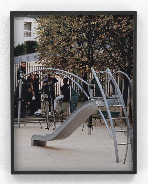 , 'Untitled (Street #10),' 2015, Sies + Höke