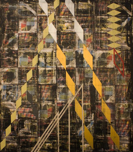 , 'Compas Corto ,' 2018, Galería Quetzalli