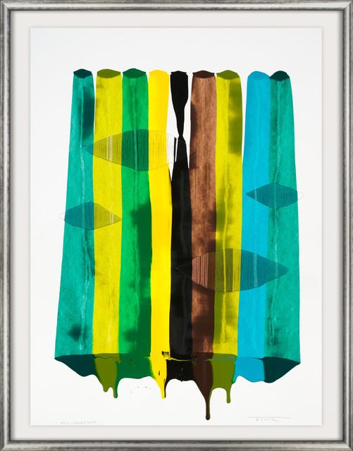 , 'Fils I Colors CCCV,' , Merritt Gallery