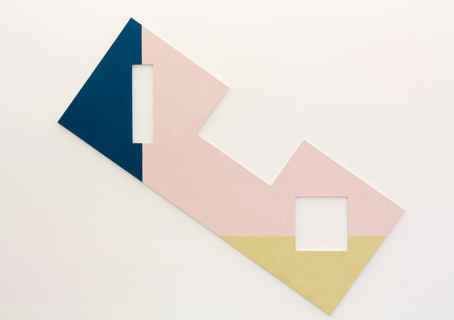 , 'Pink Horizontal,' 2012, Ratio 3