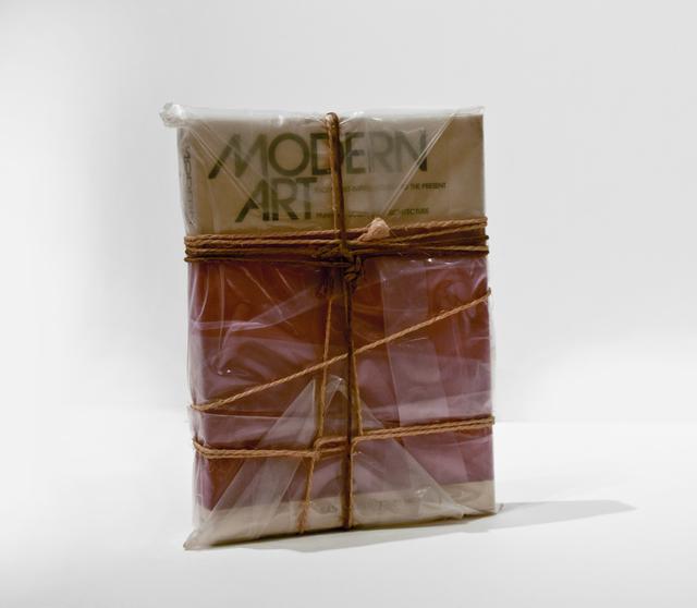 Christo, 'Wrapped Modern Art ', 1978, Robischon Gallery