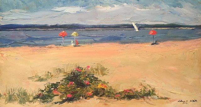 Nelson White, 'Long Beach, Sag Harbor, NY', 2017, Grenning Gallery