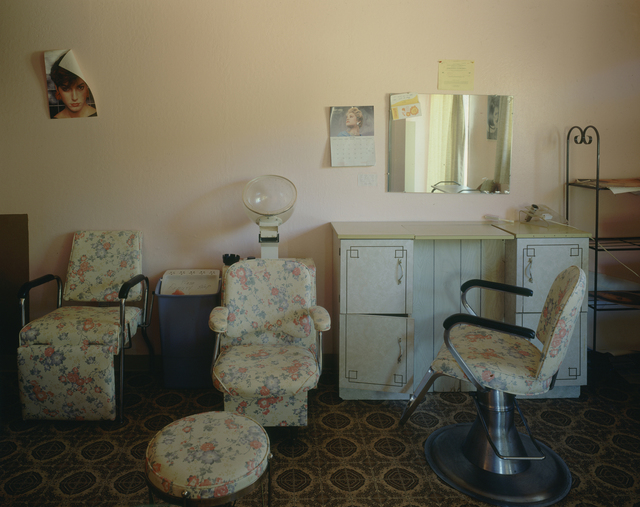 , 'Beauty Shop, Mustang Ranch, Reno, Nevada,' 1987, Garvey | Simon