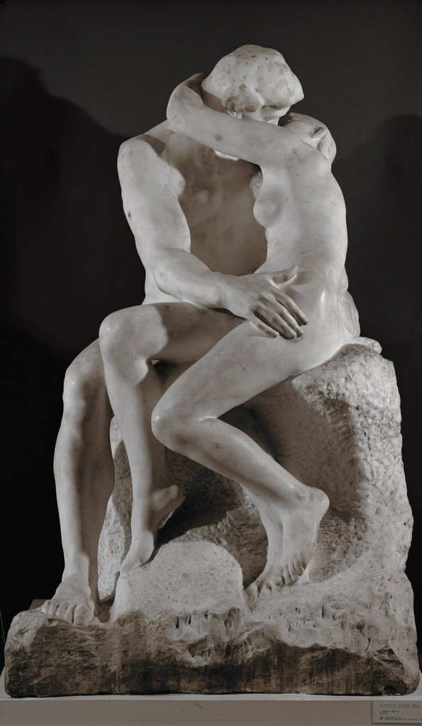 Auguste Rodin, 'Le Baiser (The Kiss),' ca. 1886, Erich Lessing Culture and Fine Arts Archive