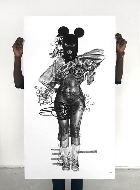 MissMe, 'Goddess 01', 2019, Galerie C.O.A