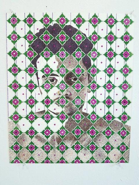 , 'Eddie,' 2018, Gallery Victor Armendariz