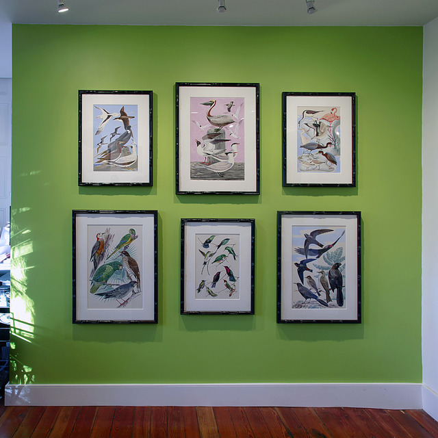 , 'Bird Paintings,' ca. 1940, Cade Tompkins Projects
