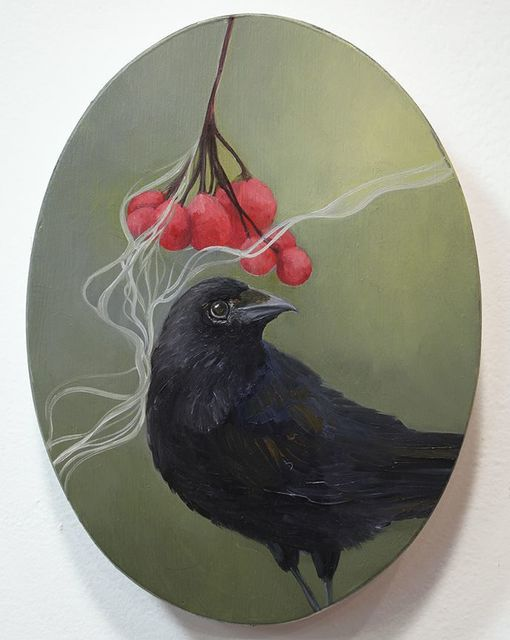 , 'Crow 2,' 2016, Childs Gallery