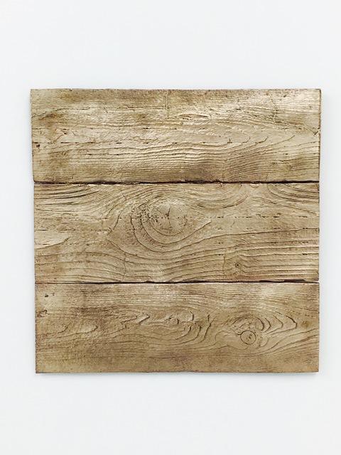 , 'Tafelbild,' 2017, Galerie Jochen Hempel