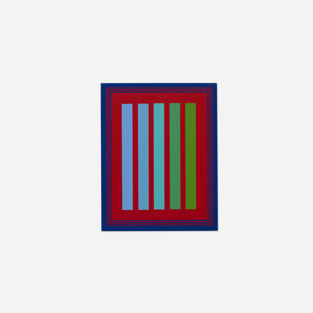 Richard Anuszkiewicz, 'Untitled (Annual Edition)', 1981, Rago/Wright