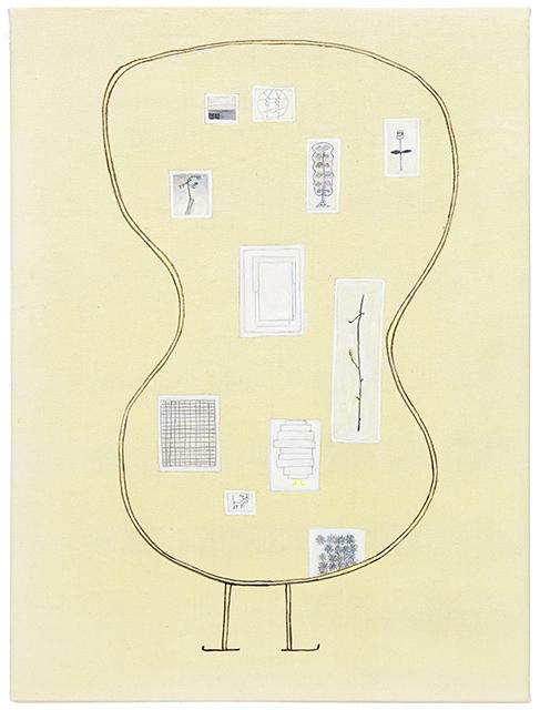, 'bass tree,' 2018, Craig Krull Gallery