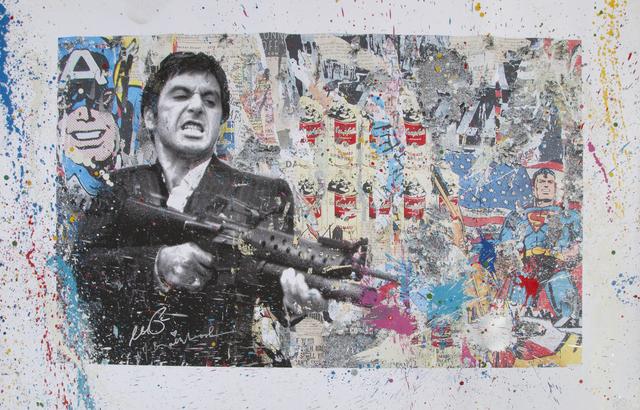 Mr. Brainwash, 'Al Pacino', 2017, Julien's Auctions