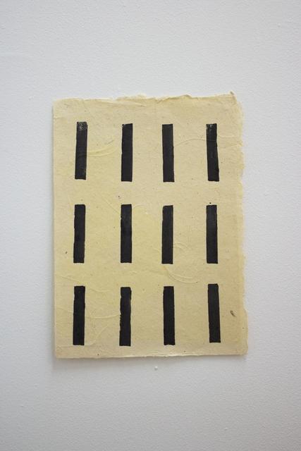 , 'Poste mágico del Shaman,' 2012, ABRA