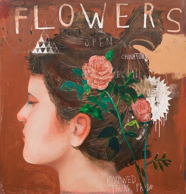 , 'Flower Shop on King Street,' 2017, Treason Gallery
