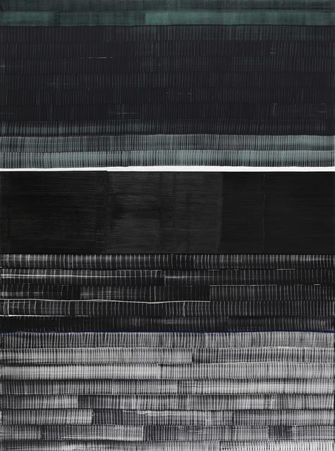 , 'Soñe que revelabas (Yenisei),' 2014, Galerie Lelong & Co.