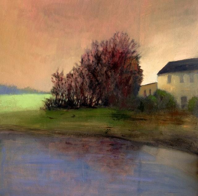 , 'Gardners Pond,' 2015, Bowersock Gallery