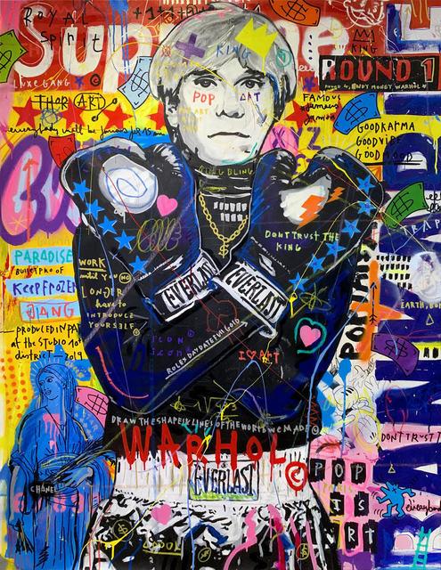 , 'Warhol,' 2019, Sist'Art