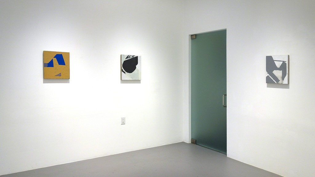 Michael Voss Installation, George Lawson Gallery San Francisco, 2014