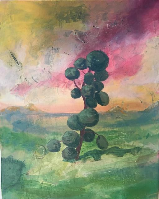 , 'Een stille bolwassing,' 2018, Nathalia Tsala Gallery