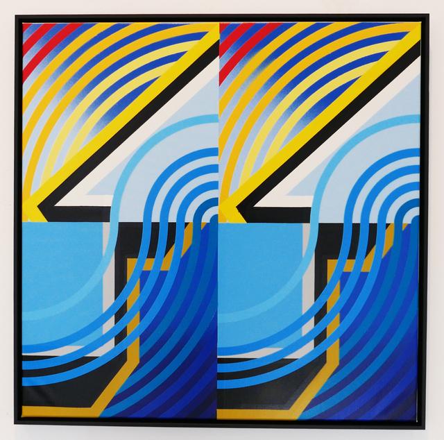 , 'August,' 2016, Galerie SOON
