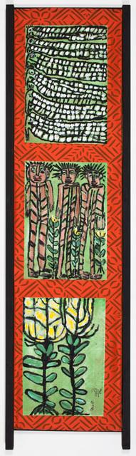 , 'Untitled (Pajaros y Flores),' 2017, Creativity Explored
