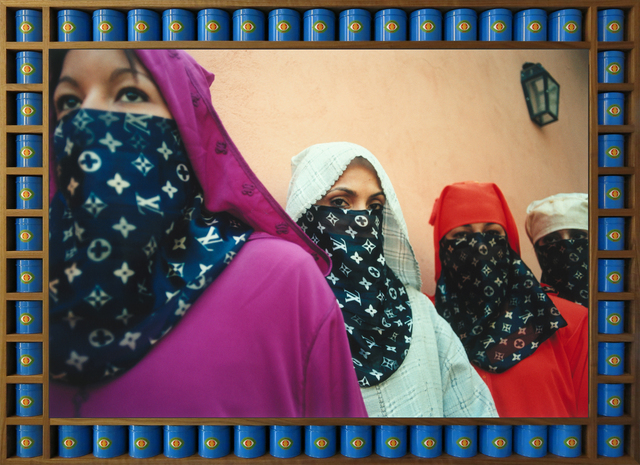 Hassan Hajjaj, 'Look At Me In Colour ', 2012, Taymour Grahne