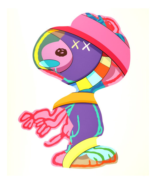 KAWS, 'The Things That Comfort', 2015, Chiswick Auctions