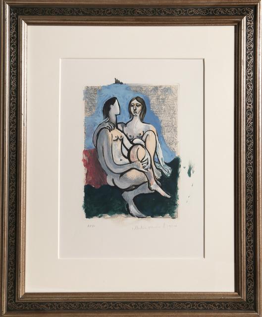 Pablo Picasso, 'La Couple, 1930', 1979-1982, RoGallery