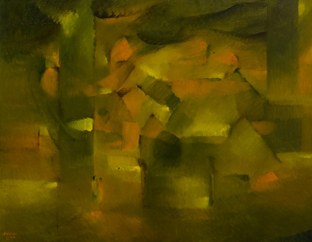 , 'Glorious Morning,' 1989, Artcommune Gallery