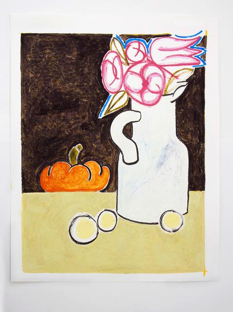 , 'Jug with peonies,' 2019, Schönfeld Gallery