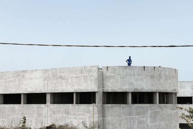, 'Le peuple du mur #4,' 2014, Stevenson