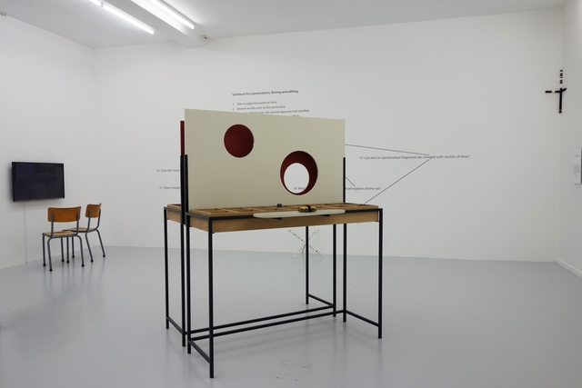 , 'The Value in Mathematics, Negotiations in Exchange,' 2015, Ellen de Bruijne Projects