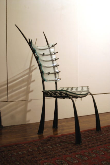 , 'Cantilever Chair,' 1993, Anita Shapolsky Gallery