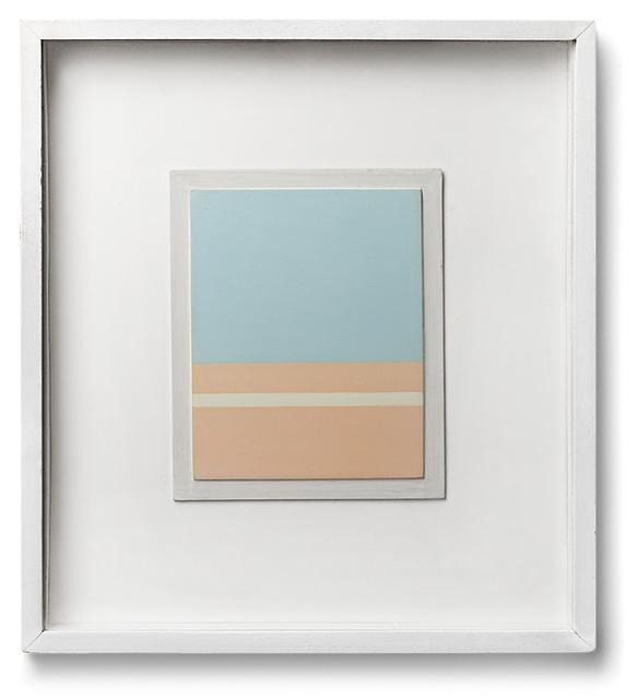 Antonio Calderara, 'Pittura 1968 - 1969', 1968-69, Il Ponte