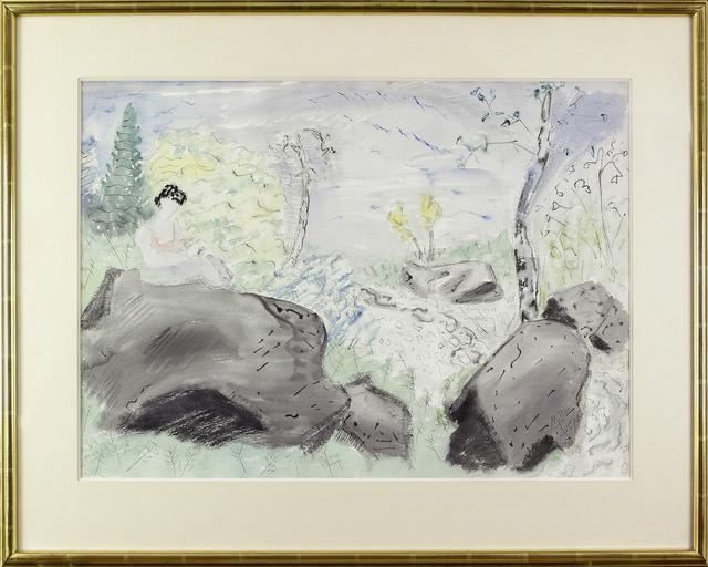, 'Ball Mountain Brook,' 1943, Vallarino Fine Art