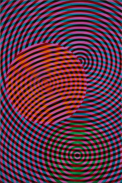 John Aslanidis, 'Sonic No. 60', 2018, MARS