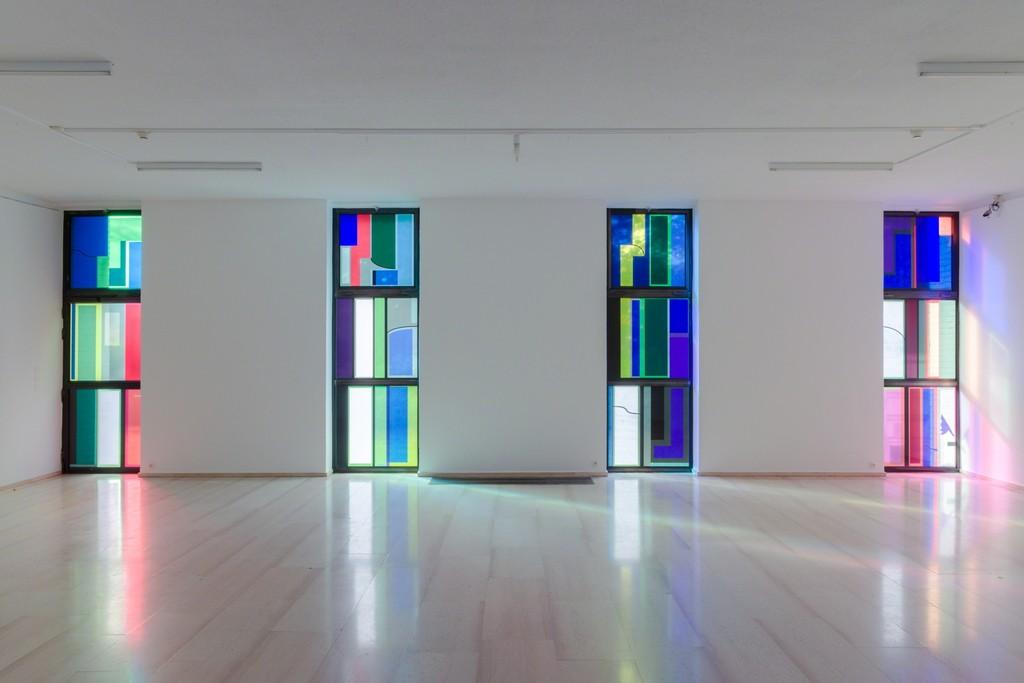 Maki Na Kamura - Steine Legen, Äpfel Lesen, 15.10.2017_04.03.2018, museumDD Courtesy of the artist, Courtesy Galerie Knoell (Basel), Contemporary Fine Arts (Berlin) and Setareh Gallery (Düsseldorf) / photo's: Rik Vannevel