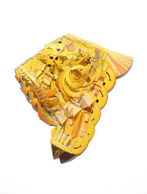 Lisa Hoke, 'Yellow Pitch', 2013, Pavel Zoubok Fine Art